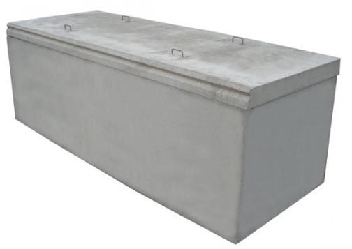 """30"""" standard grave liner"""